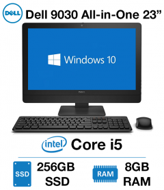 "Dell Optiplex 9030 23"" All-in-One Core i5 