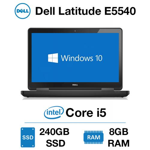 Dell Latitude E5540 Core i5   8GB RAM   240GB SSD
