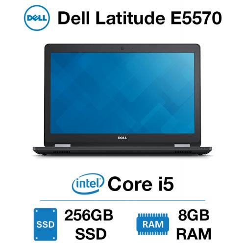 Dell Latitude E5570 Core i5   8GB RAM   256GB SSD