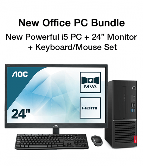 New Office PC Bundle