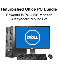 Refurbished Office PC Bundle