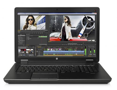 HP ZBook 17 G2 Mobile Workstation Core i5-4340M | 16GB RAM | 1TB HD/256GB SSD | NVIDIA Quadro K1100M 2GB