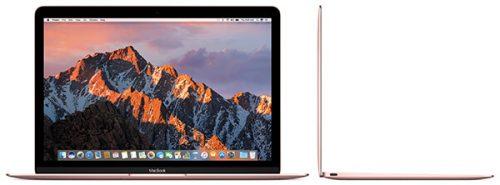 Apple Macbook A1534 MNYF2LL/A Core m3   8GB RAM   256GB SSD Rose Gold (Premium)
