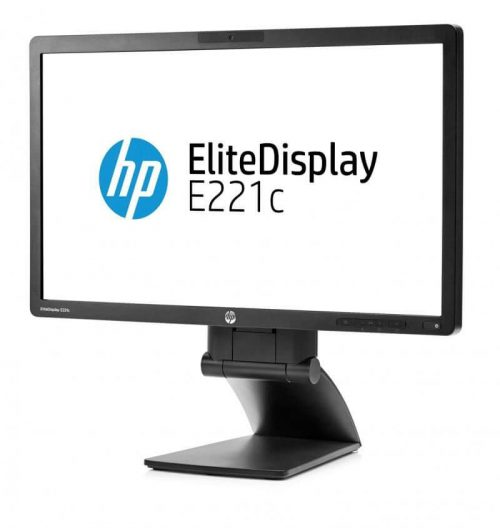 "HP EliteDisplay E221c 22"" Monitor"