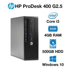 HP ProDesk 400 G2.5 SFF Core i3 | 4GB | 500GB HD