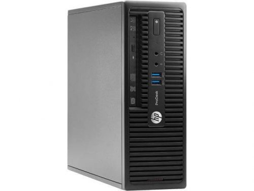 HP ProDesk 400 G2.5 SFF Core i3 | 4GB | 500GB HD