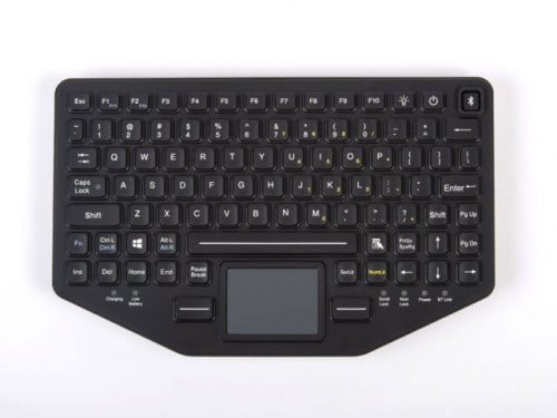 iKey BT-870-TP Keyboard (Open Box)