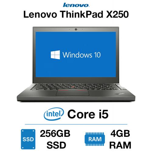 Lenovo ThinkPad x250 Core i5   4GB RAM   256GB SSD