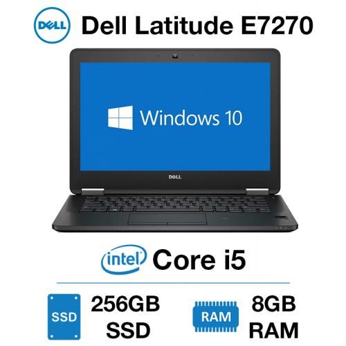 Dell Latitude E7270 Core i5 | 8GB RAM | 240GB SSD