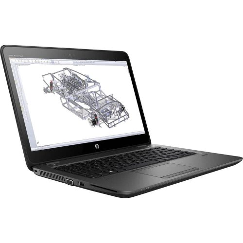HP ZBook 14u G4 Mobile Workstation Core i7-7500U | 16GB RAM | 256GB SSD | AMD FirePro W4190M 2GB