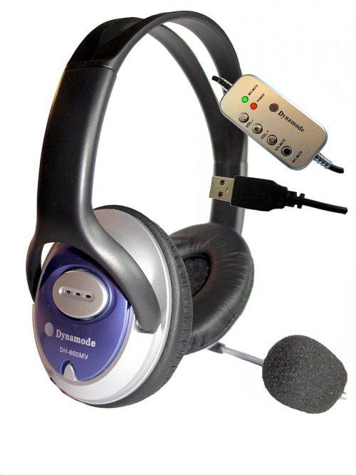 Dynamode DH-660 USB Headset