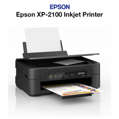 Epson XP-2100 Wireless Inkjet Printer