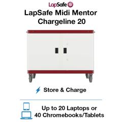 LapSafe Midi Mentor ChargeLine 20