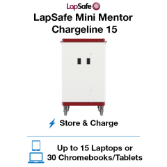 LapSafe Mini Mentor ChargeLine 15