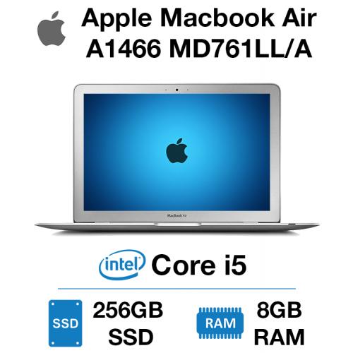 Apple Macbook Air A1466 MD761LL/A Core i5   8GB   256GB SSD