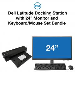 Dell Latitude Docking Station Bundle