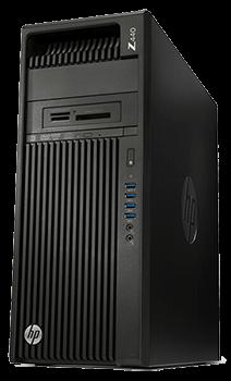 HP Z440 Workstation Xeon E5 Bundle