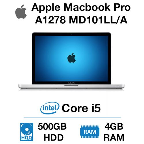 Apple Macbook Pro A1278 MD101LL/A Core i5   4GB   500GB HDD