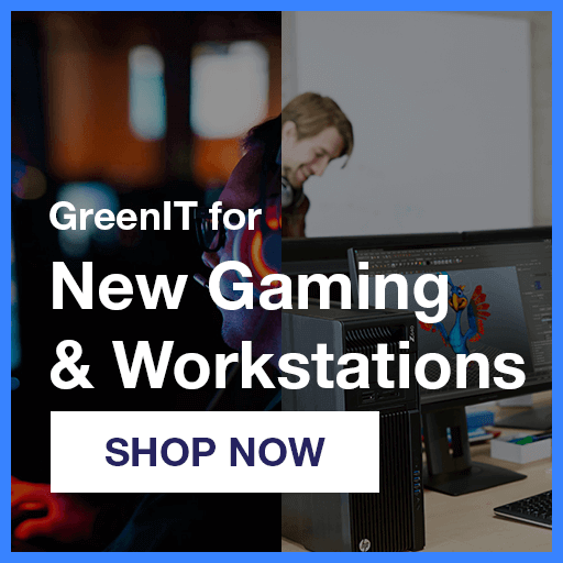 New Gaming And workstations