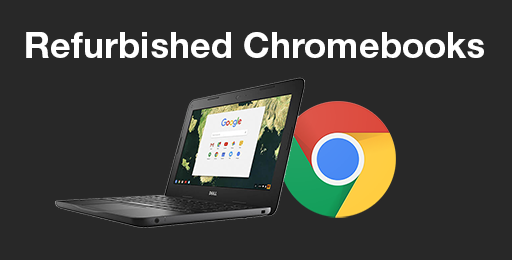 refurbished chromebooks