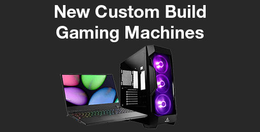 New custom-build-gaming