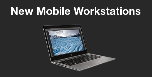 New Mobile Workstations
