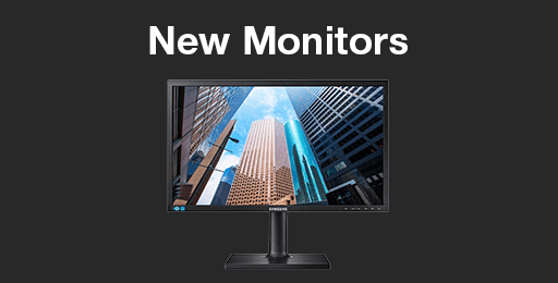 New Monitors