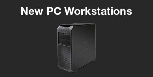 New PC Workstations