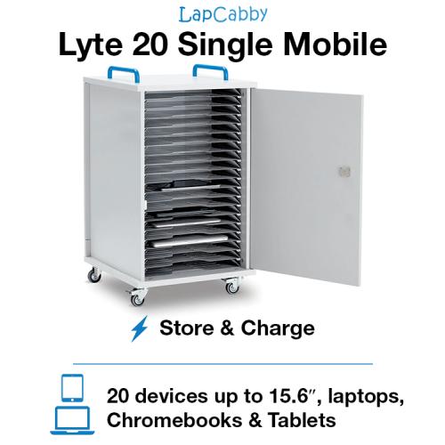 Lyte 20 Single Door Mobile