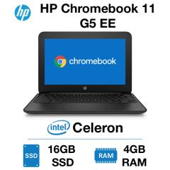 HP Chromebook 11 G5 EE Celeron | 4GB | 16GB SSD