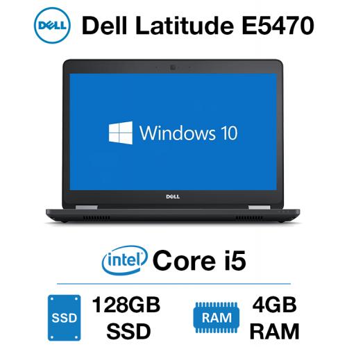 Dell Latitude E5470 Core i5 | 4GB RAM | 128GB SSD