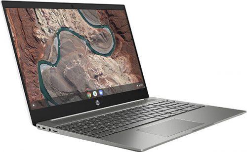 HP Chromebook 15-DE0500NA Pentium | 4GB RAM | 64GB eMMC (Open Box)