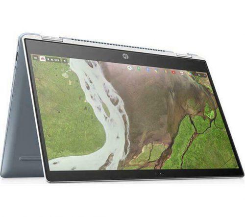 HP Chromebook x360 14-DA0502NA Pentium | 4GB RAM | 32GB eMMC (Open Box)