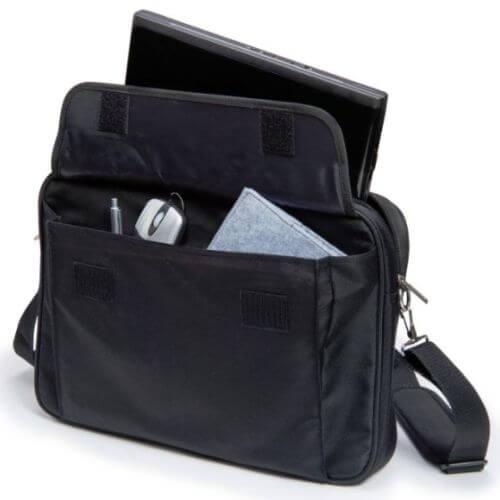 """Dicota Laptop Bag & USB Optical Mouse Bundle (Up to 15. 6"""")"""