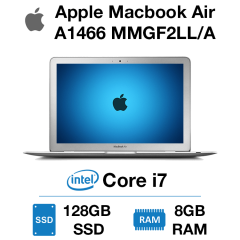 Apple Macbook Air A1466 MMGF2LL/A Core i7 | 8GB RAM | 128GB SSD