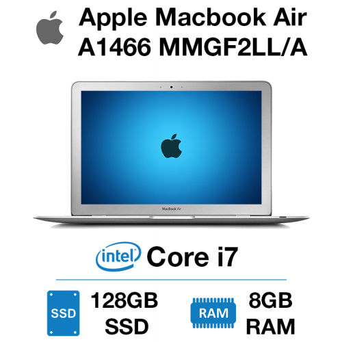 Apple Macbook Air A1466 MMGF2LL/A Core i7 | 8GB RAM | 128GB SSD