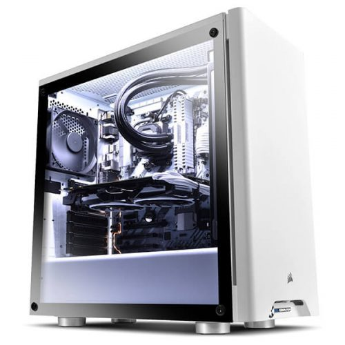 Raptor GS Gaming PC Ryzen 5 | 16GB RAM | 2TB HDD/512GB SSD | MSI RTX 2060 8GB | Windows 10 Pro