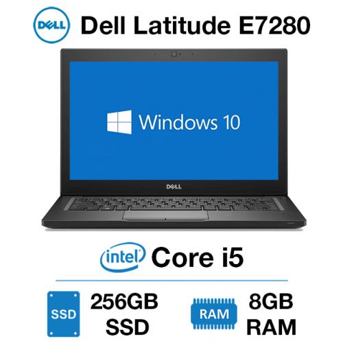 Dell Latitude E7280 Core i5 | 8GB RAM | 256GB SSD | Webcam