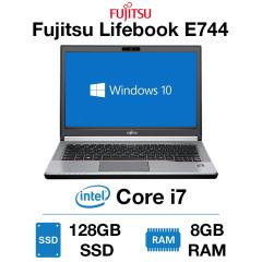 Fujitsu LifeBook E744 Core i7 | 8GB RAM | 128GB SSD