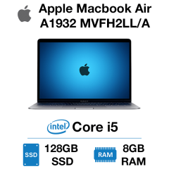 Apple MacBook Air A1932 MVFH2LL/A Core i5 | 8GB RAM | 128GB SSD (Open Box)