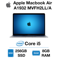 Apple MacBook Air A1932 MVFH2LL/A Core i5 | 8GB RAM | 256GB SSD (Open Box)