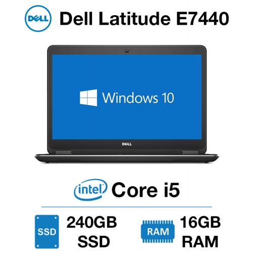 Dell Latitude E7440 Core i5 | 16GB | 240GB SSD