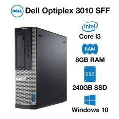 Dell Optiplex 3010 SFF Core i3 | 8GB | 240GB SSD