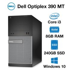Dell Optiplex 390 MT Core i3 | 8GB | 240GB SSD