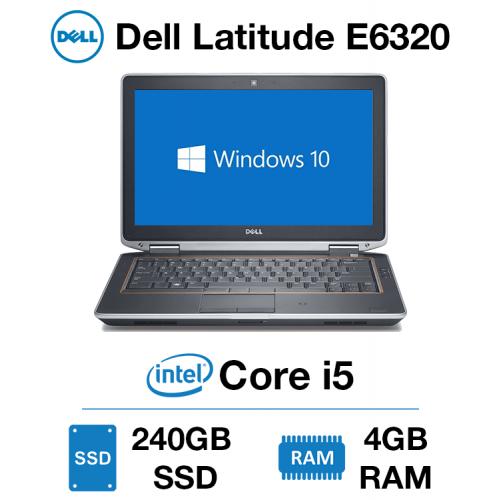Dell Latitude E6320 Core i5   4GB   240GB SSD