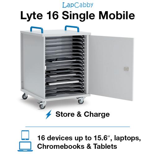Lyte 16 Single Door Mobile