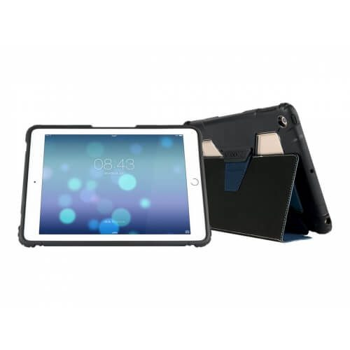 MaxCases Extreme Folio Case for iPad 5th Gen/6th Gen Blue