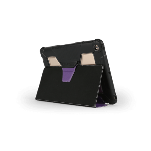 MaxCases Extreme Folio Case for iPad 5th Gen/6th Gen Light Purple