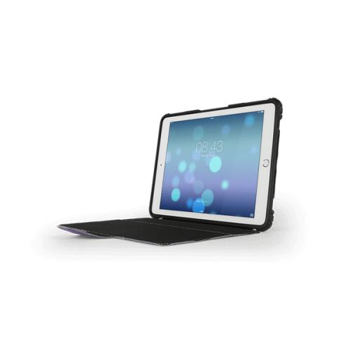 MaxCases Extreme Folio Case for iPad 5th Gen/6th Gen Light Purple