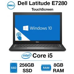 Dell Latitude E7280 Touch Core i5 | 8GB RAM | 256GB SSD | Windows 10 Pro | Webcam